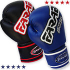 Boxing Sparring Gloves UFC MMA Fight Punching  Bag Mitt  Blue, Black