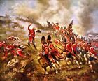 BATTLE OF BUNKER HILL--Key To Freedom in Upscale linen blend Tapestry