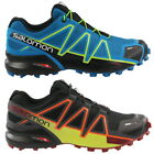 Salomon Speedcross 4 CS Schuhe Laufschuhe Trail-Running Climashield Herren