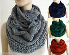 Loop,Schal,Scarf,Snood,Rundschal,Strickschal,Zopfmuster,Grobstrick,Winterschal