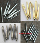 20/50pcs Silver/Golden/Black Acrylic Spike Charms For Basketball Earrings
