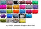 "Внешний вид - 100+ 9g, 5-7"" Saddle COQUE Rooster Feathers for crafting, 20+ Colors to pick"