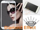 Diamond Sparkling Shimmer Bling Screen Protector Shield Samsung Galaxy Note II 2