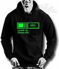 GEEK,NERD,SLOGAN,HUMOUR,GAMING, HOODY,HOODIE,all sizes available LOADING