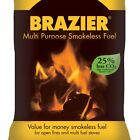 BRAZIER - PRE PACKED SMOKELESS COAL / 10KG AND 20KG