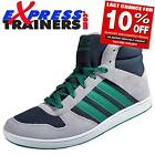 Adidas Junior Kids SKNeo Mid Trainers (Gry) * AUTHENTIC *