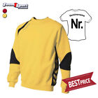 Hummel Technical Gold Sweatshirt Handball Torwarttrikot Art. 38-273