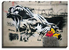 Canvas Print Banksy Wall Art - 38