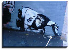 Canvas Print Banksy Wall Art - 7