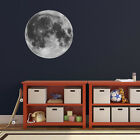 Full Moon Wall Sticker - Astronomy / Space Themed Wall Decal for Child's Bedr...