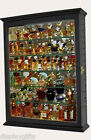 SMALL Miniature Perfume Bottle Display Case Shadow Box Wall Cabinet : PFCD06-