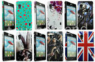 STYLiSH PRiNTED BEAUTiFUL DESiGNED HARD CASE COVER FOR LG OPTiMUS L5 II E460