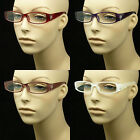 Reading glasses full clear lens new color fashion  men women unisex lady co23