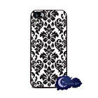 Black and White Damask Pattern - Case for iPhone 5 or 5s, Cell Phone Cover