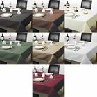Chequers Tablecloth