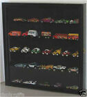 Hot Wheels 1:64 Scale Diecast Display Case Wall Rack Cabi...