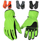 Winter Man Men's Sports Comfy Warm Cycling Bike Bicycle Full Finger Gloves XS~L
