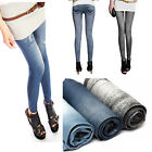 Women Sexy Popular Demin Jeans Look Casual Leggings Jeggings Skiny Fashion Pant