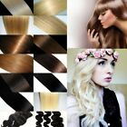 """24"""" Lady Body Wave Curly /Straight Hair Weaving Weft 100% Human Hair Extensions"""