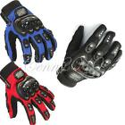 M/L/XL/XXL Motorcycle Motorbike Bike Race Cycling Full Finger Glove Carbon Fiber