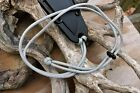 GGANDCO CUSTOM MILITARY SPEC #550 PARACORD SURVIVAL KNIFE NECK LANYARD