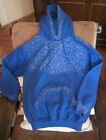 QUALITY Jack Frost Cosplay Hoodie Hooded Sweater Rise of the Guardians