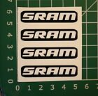 SRAM FRAME STICKERS