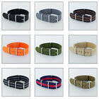 NYLON N.A.T.O. MOD WATCH STRAP PREMIUM QUALITY