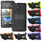 NEW GRENADE RUGGED TPU SKIN HARD CASE COVER STAND FOR HTC ONE MAX T6 803s
