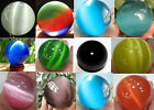 11 color Optional Sphere, Beautiful opal colored Crystal Balls 40mm + gift Stand