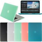 "Frosted Skin Matte Hard Cover Shell Case for Macbook Pro 13 13"" A1278 NEW Colors"