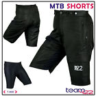 MTB Off Road Cycle / Cycling Shorts With Padded Liner Shorts Sizes S,M,L,XL,2XL