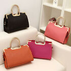 Women's Ladies Designer Jacquard Chain Style Celebrity Tote Bag Shoulder Handbag