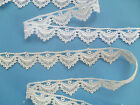 ~3 mts~BEAUTIFUL QUALITY GUIPURE/VENISE Lace 20mm WHITE or IVORY