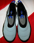 Lady water shoe stitched inside Scuba diving equipsnorkel blue Deep See Aqualung