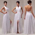 Backless Sexy Women Long Evening Gown Ball Formal Party Bridesmaid Prom Dresses