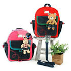 Baby Child Kids Boy Girl Anti Lost Leash Bear Rabbit Bag Lunch Box Back Pack