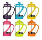 KENYA CAFETIERE PLASTIC HEAT RESISTANT COFFEE MAKER SHARP FUNKY GLASS 600ML