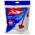 Vileda Microfibre Easy Wring/Clean Mop- Choose either Complete Set or Refill