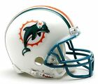 Riddell NFL Football Factory Case of 24 Mini Helmets AFC Conference Teams & More