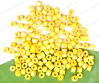 500pcs Nice Wood Spacer loose Beads Charms Jewelry Accessories Findings 4X3MM