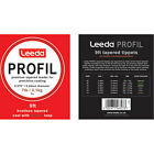 Leeda Profil Casts Tapered Leaders 9ft Dryfly - Choice of sizes - 2,3,4,5,6 &7lb