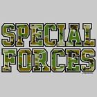 Special Forces (camo) T Shirt You Choose Style, Size, Color Up to 4XL 10065