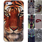 Stylish Phone Case Snap Hard Back Skins Plastic Case Cover For Apple iPhone 5/5S