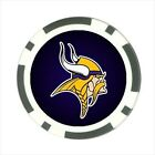 Minnesota Vikings Football - Poker Chip Guard / Golf Ball Marker - FG5147