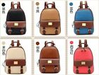 new fashion trend of Korean retro backpack academy student woman bag