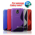 Samsung Galaxy Note 3 Silicone Case N9000 N9005