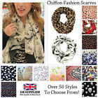 Top Quality Women's Fashion Chiffon Scarves (Trusted UK supplier)