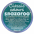 Snazaroo 18ml TEAL FACE PAINT Fancy Dress Party Stage MakeUp