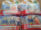 FIREMAN SAM TWIN PACK ACTION FIGURES - Quad Bike Sam & Pilot Tom